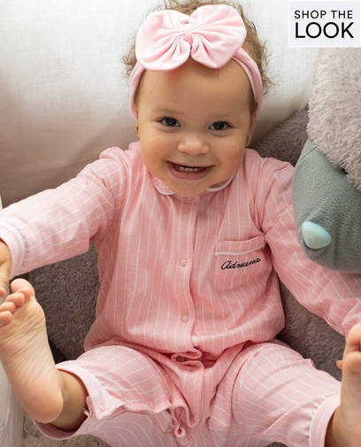 Un pyjama personalisé pour votre mini!